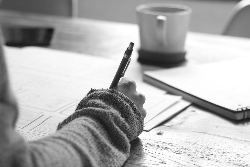 ブログ 記事を書くスピード